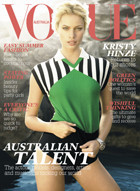 Vogue Australia - Issue: Feb 08
